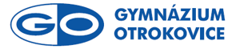 Gymnázium Otrokovice Sticky Logo